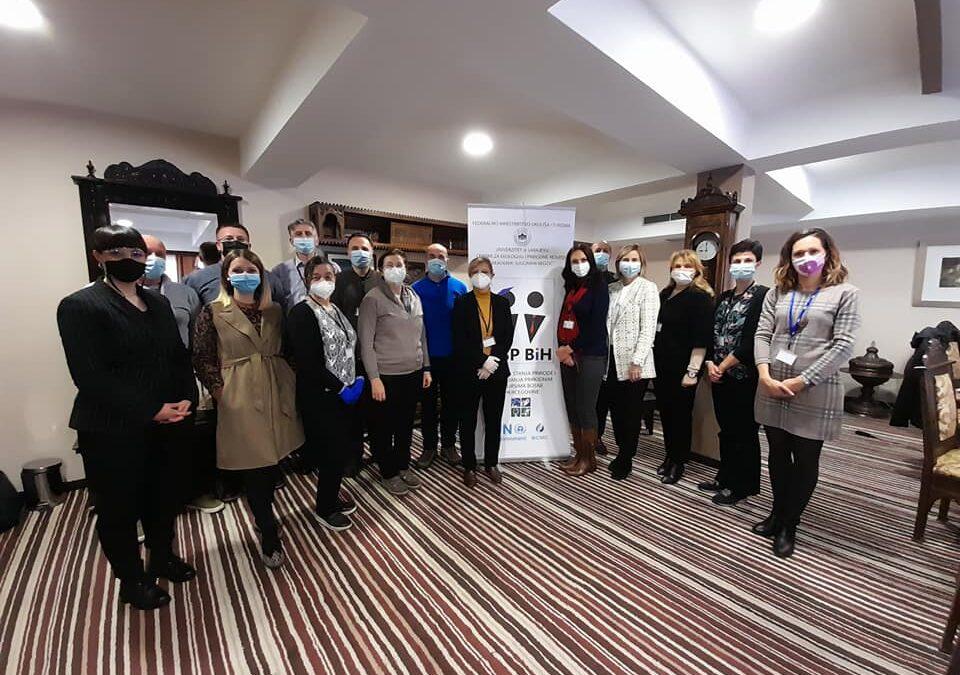 Održan sastanak Multidisciplinarsnog autorskog tima u Konjicu